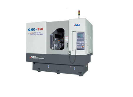 3-AXIS CNC Gear Hobbing Machine GHO-350