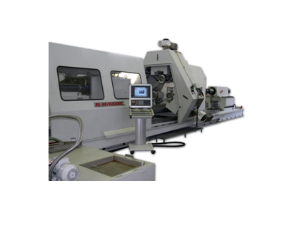Three rollers flow forming lathe RL SERIES