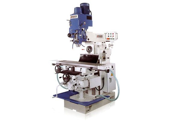 Knee Type Vertical & Horizontal Milling Machine